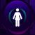 Женская фигура одиночная